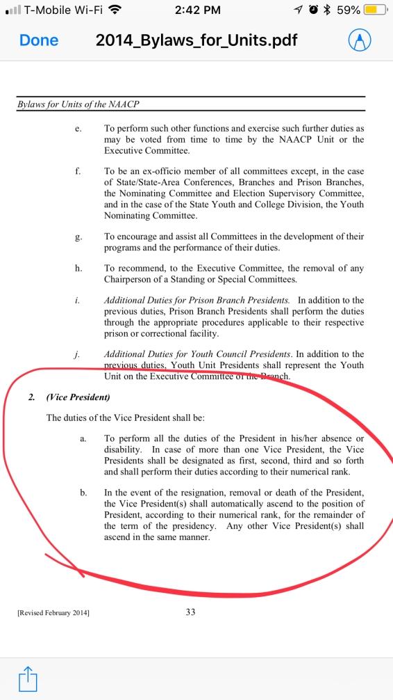 duties-of-vicepresident